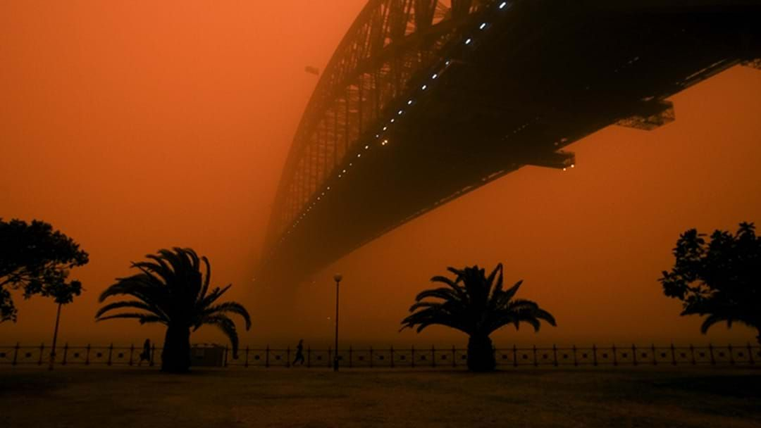 Article heading image for Remember That Creepy Central Coast Dust Storm? Well, Another One Is Coming!