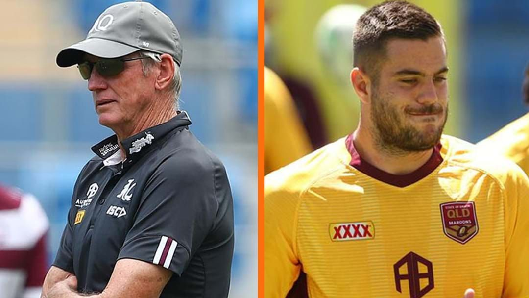 Article heading image for MG Reacts To The Queensland Changes Ahead Of Origin Decider