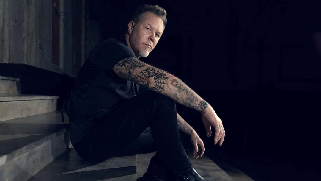 Article heading image for James Hetfield Apologises To Fans As Metallica Cancel 2020 Shows