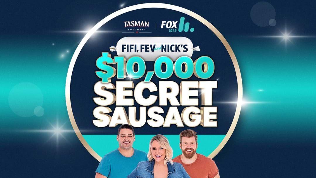 Competition heading image for Fifi, Fev & Nick's Secret Sausage