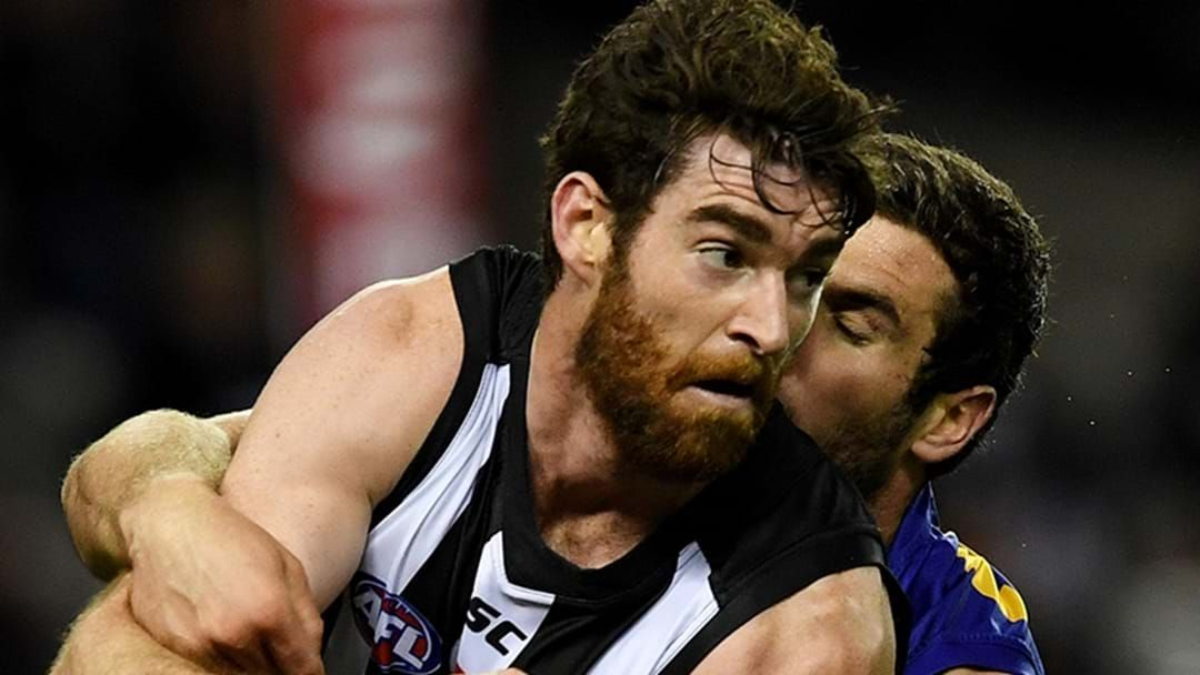 """Article heading image for Scott Pendlebury: Tyson Goldsack Will """"Absolutely"""" Play AFL This Season"""