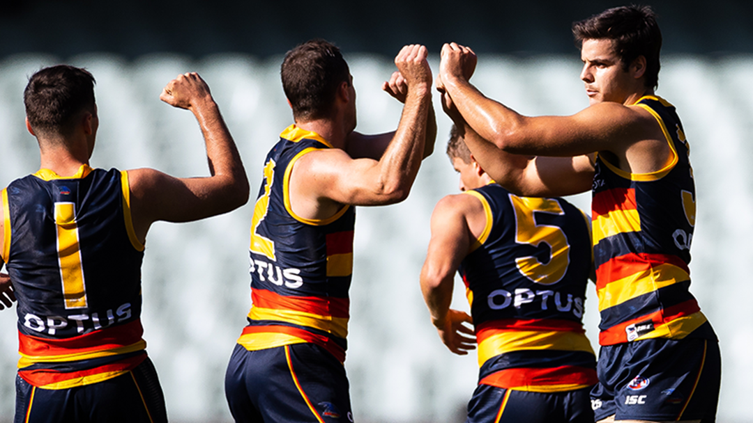 Article heading image for Crows GM Of Footy Adam Kelly: Barossa 16, Ben Hart Suspensions, And Moving Footy To The Gold Coast
