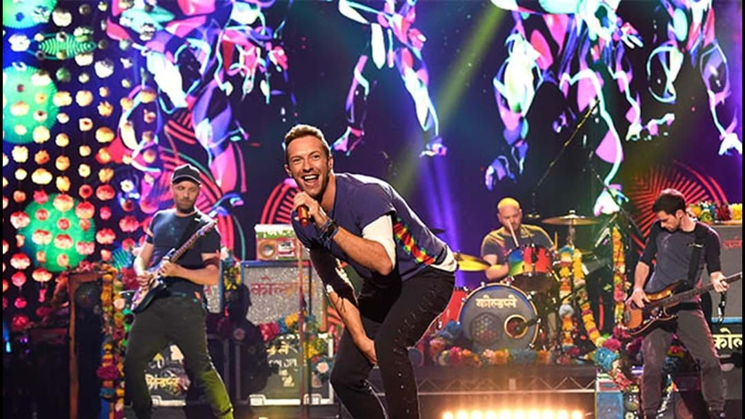 Article heading image for Coldplay To Drop Double Album In November