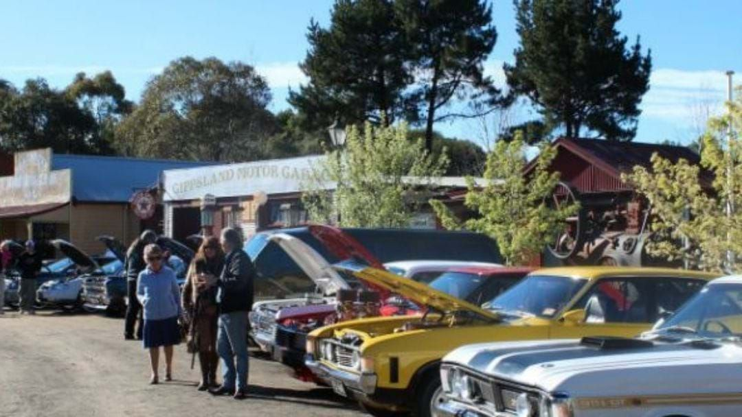 Article heading image for Come Down To The Fathers Day Car Show And Market!