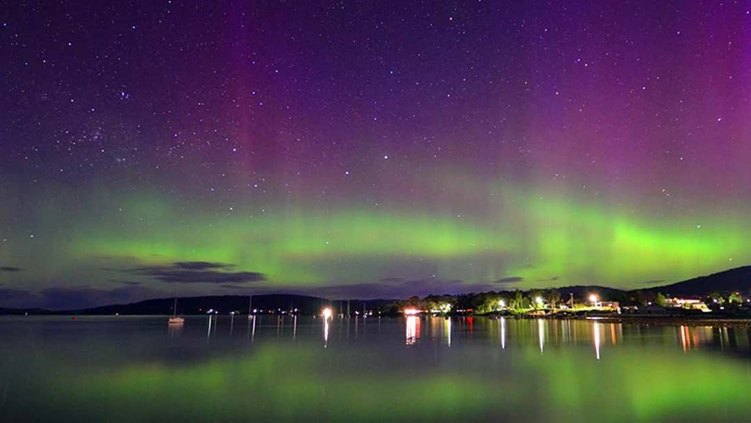 Article heading image for Victorians Will Get A Rare Chance To See Aurora Australis  Tonight