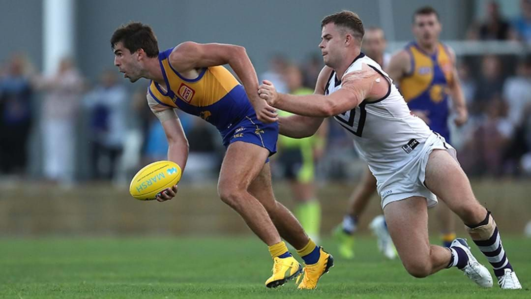 Article heading image for Jay Clark Says The WA Clubs May Be The Only Teams That Have To Play Out Of A Hub