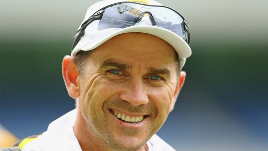 Article heading image for LISTEN | Justin Langer Previews The First Test