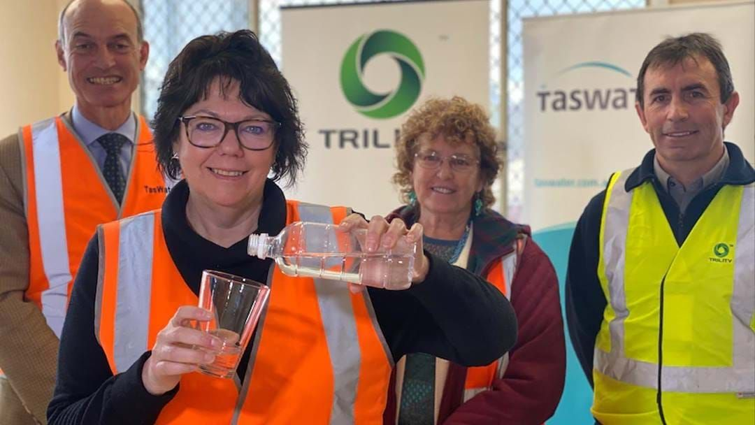 Article heading image for Tasmania's Rossarden Town Wins Best International Water