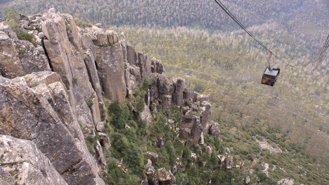 Article heading image for Council Will Soon A Make Decision On The Controversial Mount Wellington Cable Car