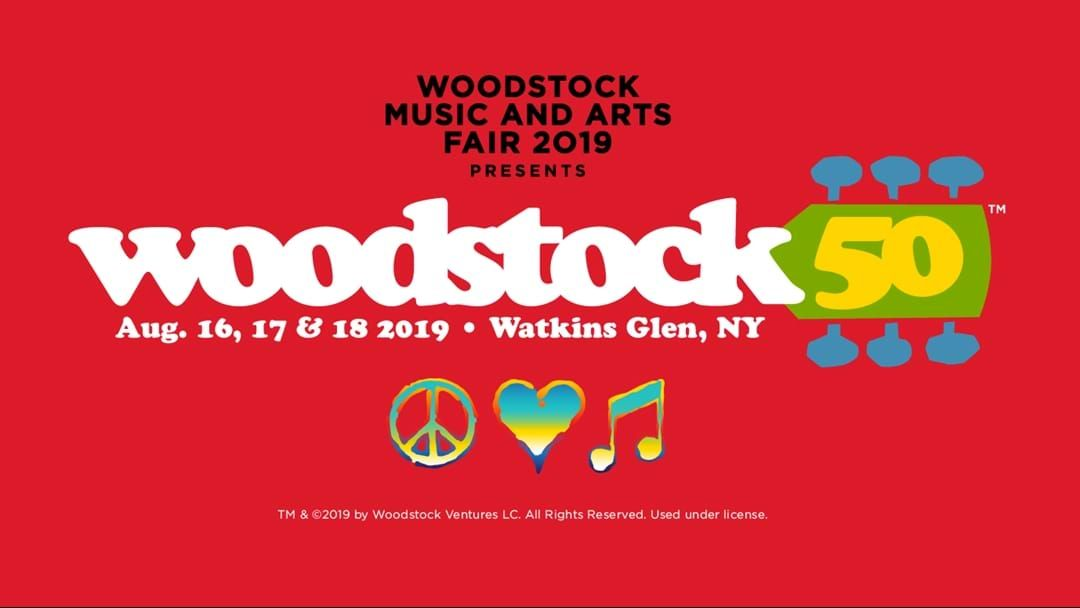 Article heading image for Woodstock 2019 Is Officially Cancelled