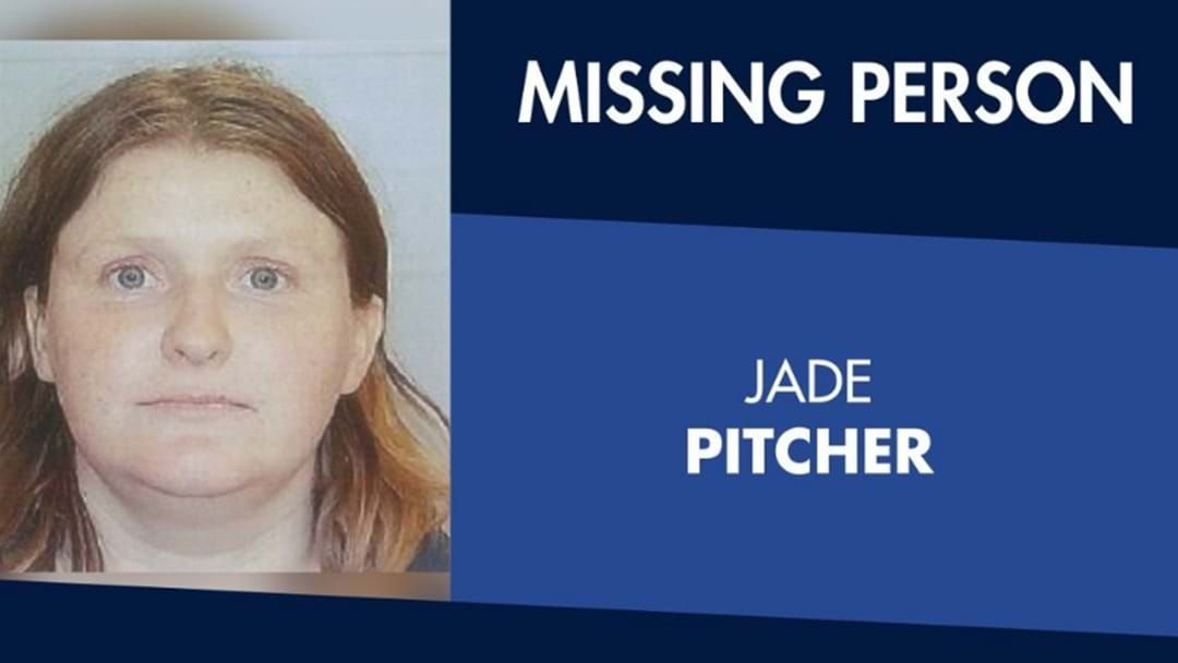 Article heading image for MISSING PERSON: Jade Pitcher