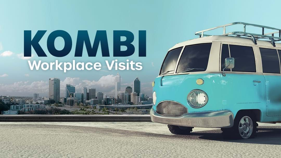 Competition heading image for The Mix94.5 KOMBI could be visiting YOU!