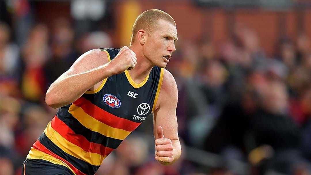 Article heading image for Sauce Jacobs Has Opened Up About His Decision To Leave Adelaide Crows