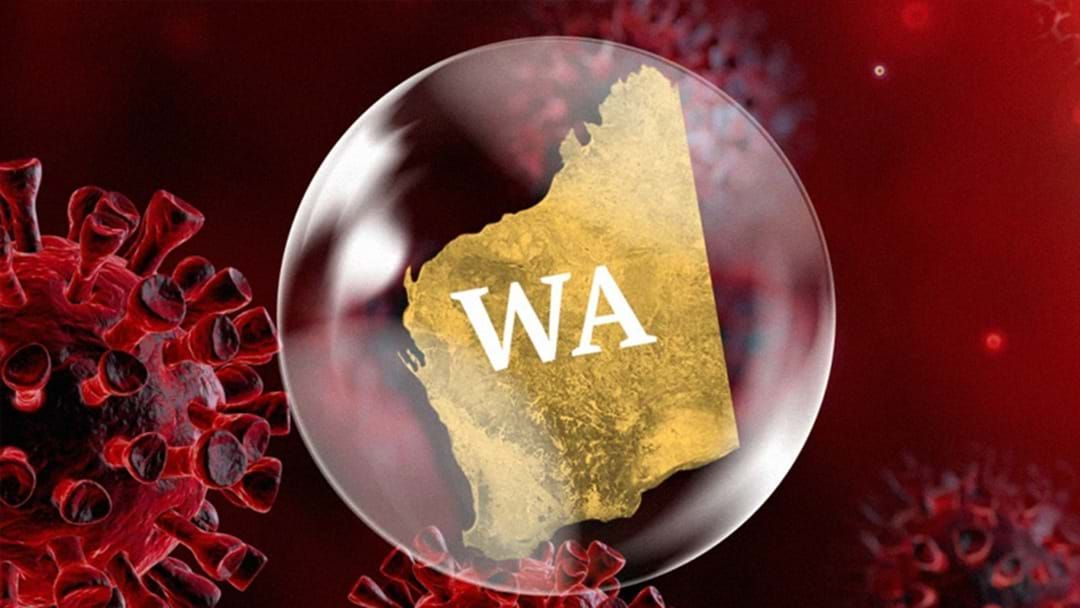 Article heading image for WA Covid-Free For The First Time Since Start Of Pandemic
