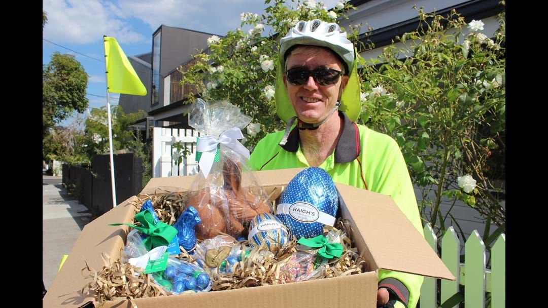 Article heading image for Australia Post Sweetens Deliveries for Easter