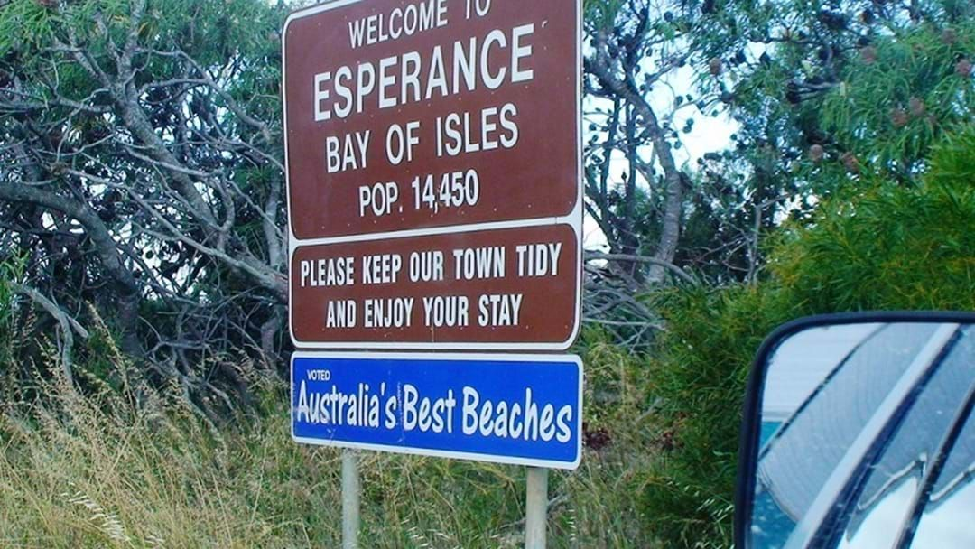Article heading image for The Keep Esperance Tidy Challenge this SUNDAY