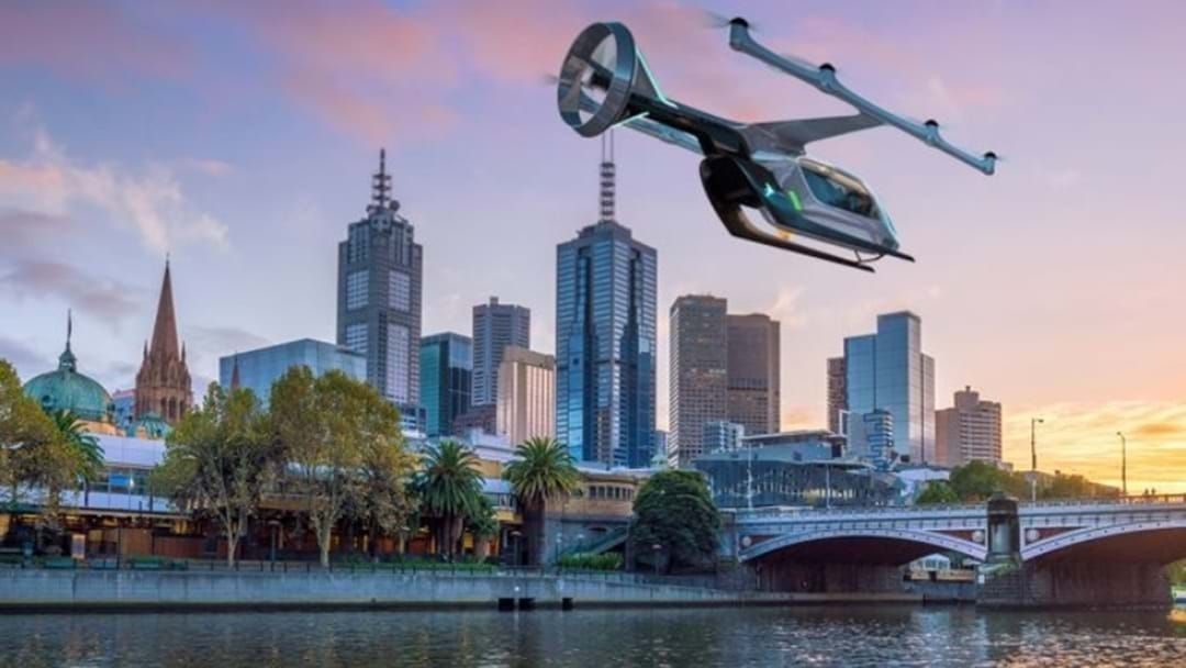 Article heading image for Melbourne Will Get Uber Air Trial Next Year