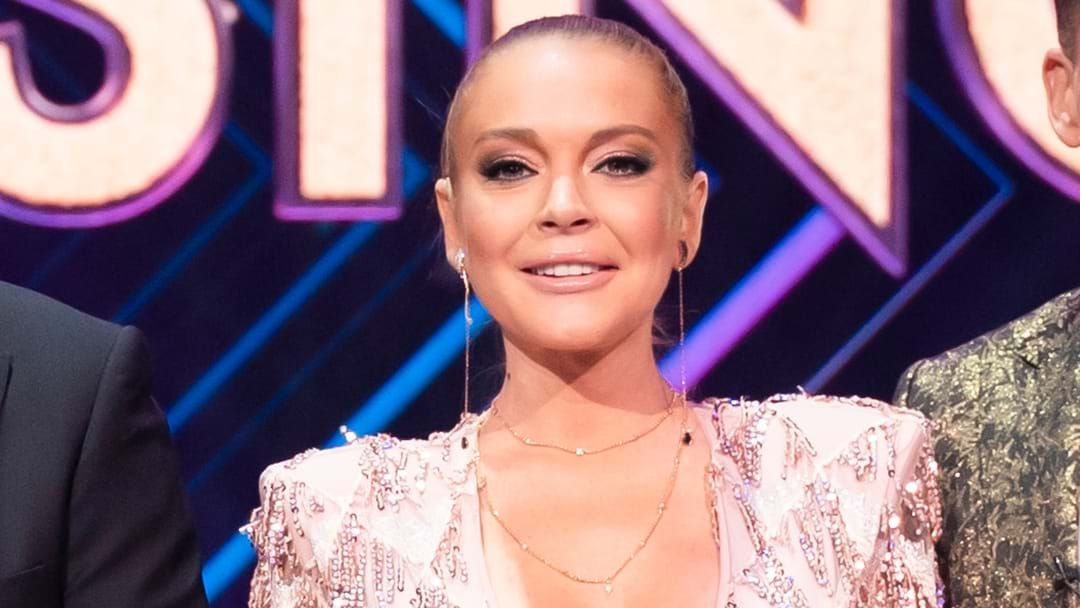 Article heading image for Lindsay Lohan Reveals An American Will Be Joining The Panel In The Masked Singer's Second Season