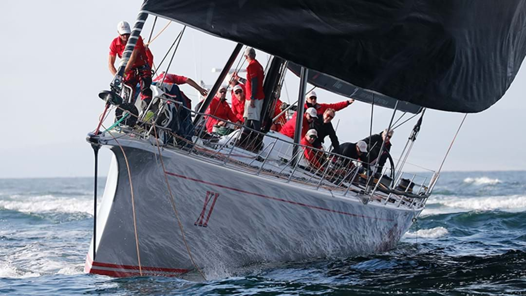 Article heading image for Wild Oats XI Wins Sydney To Hobart