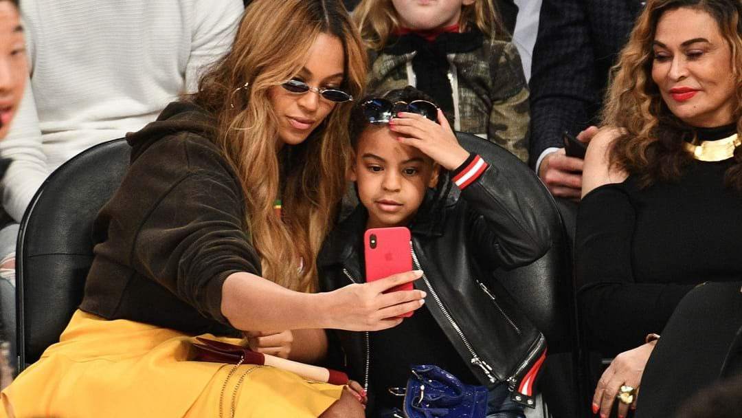 Article heading image for Blue Ivy Is Now Conducting Science Classes For Your Kids