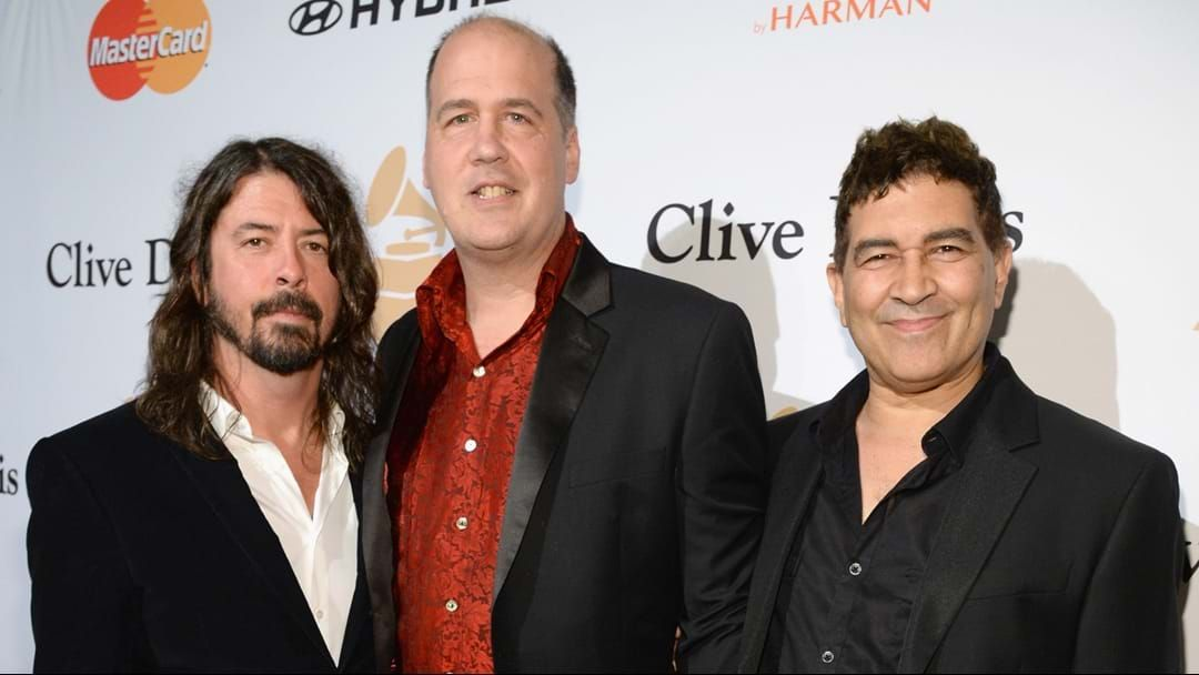 Article heading image for Dave Grohl To Reunite With Surviving Nirvana Members For One-Off Performance