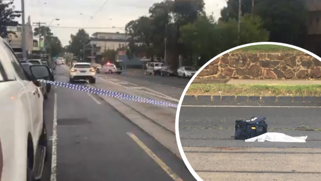 Article heading image for Three Men on the Run After Ascot Vale Stabbing