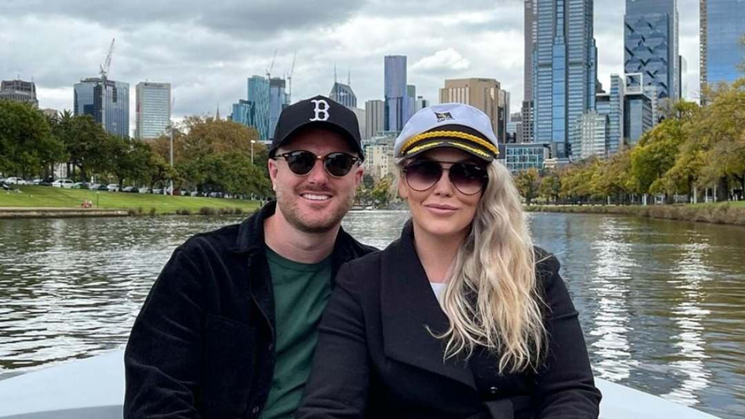 Article heading image for MAFS' Bryce & Melissa Went And Got Matching Tattoos And We Demand To See