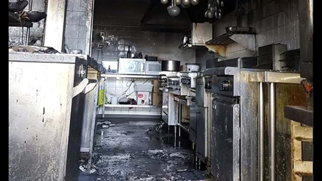 Article heading image for Parade Hotel kitchen severely damaged by fire