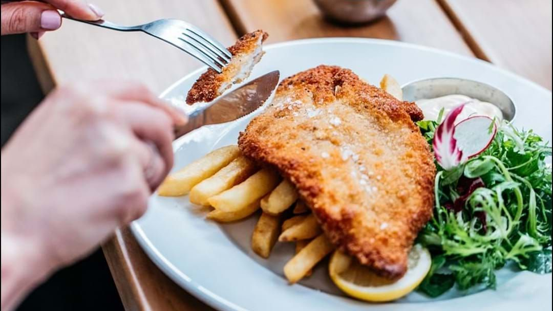 Article heading image for It's Offical, This SA Venue Got Voted The 'Best Schnitty In Australia' But We Beg To Differ