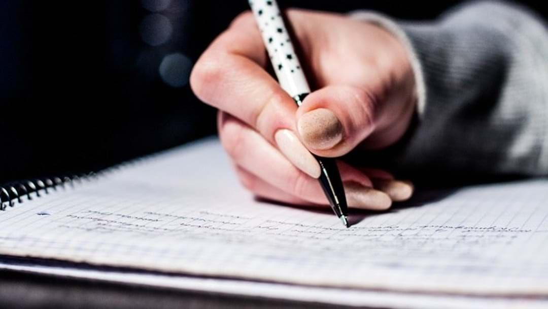 Article heading image for Apparently You Can Tell If You're A Psychopath By Your Handwriting
