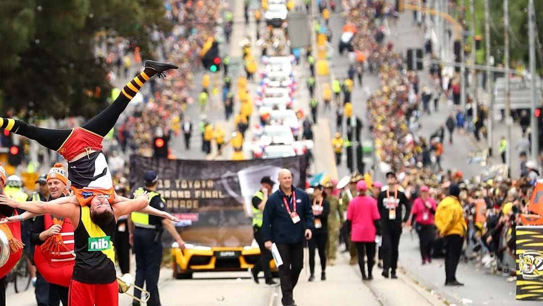 Article heading image for Perth Grand Final Parade Scrapped As Prelim Tickets Sell Out