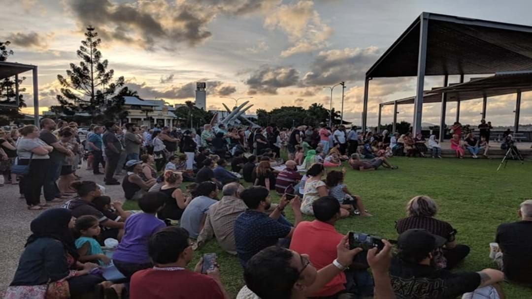 Article heading image for Mackay Locals Show Support And Solidarity To New Zealand