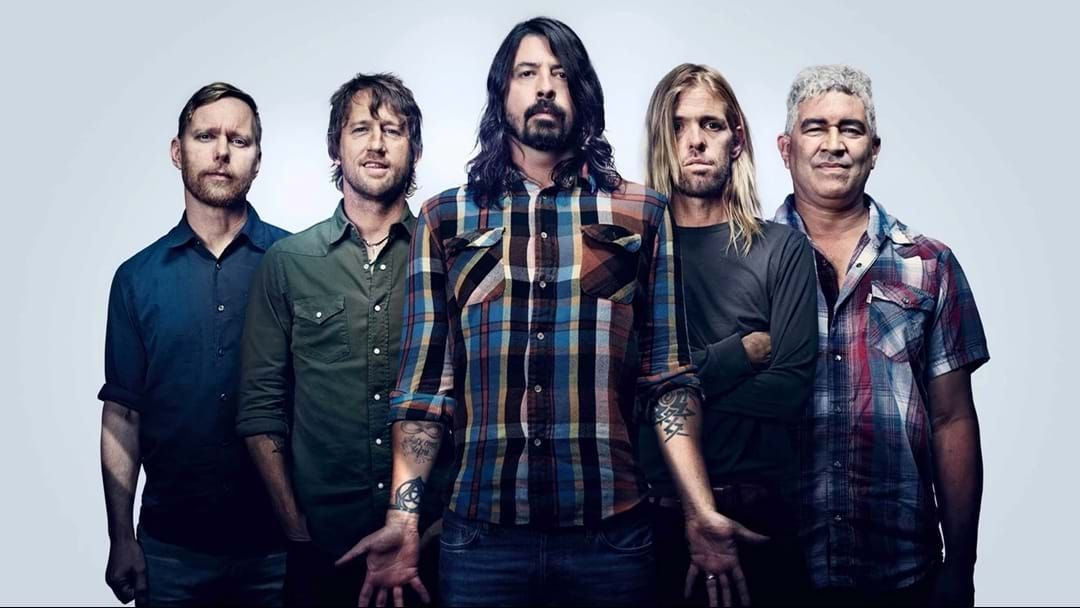 Get A Footo With The Foo Fighters | Triple M