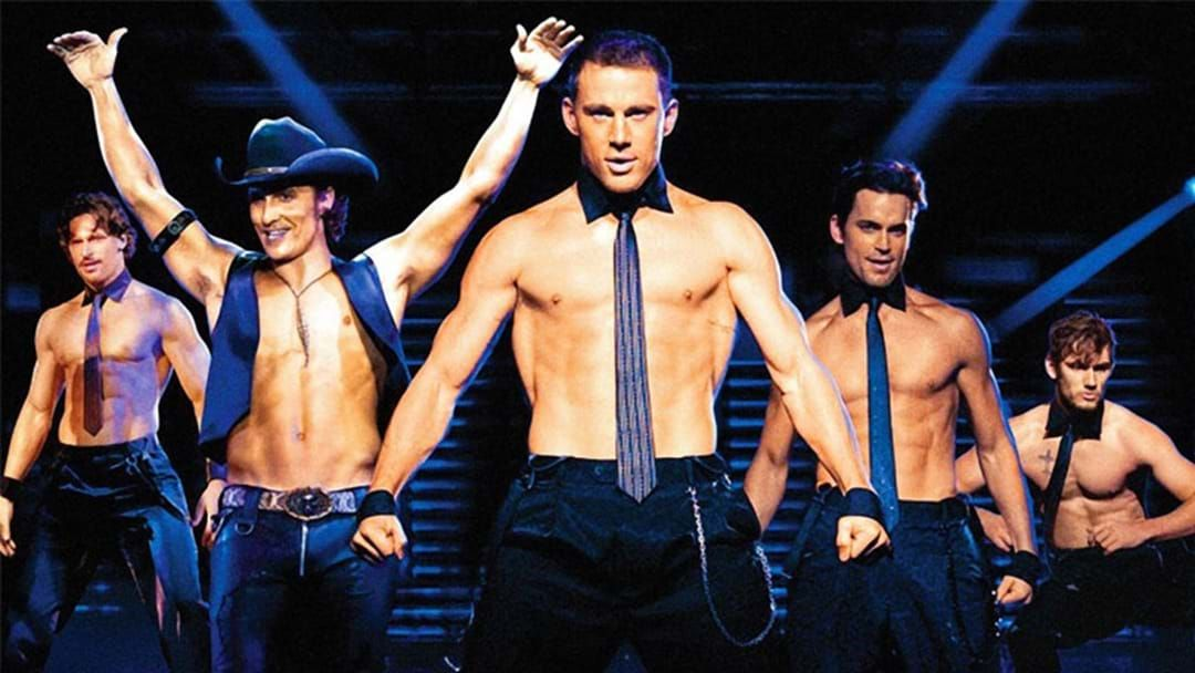 Article heading image for Channing Tatum's Magic Mike Live Is Finally Coming To Australia!