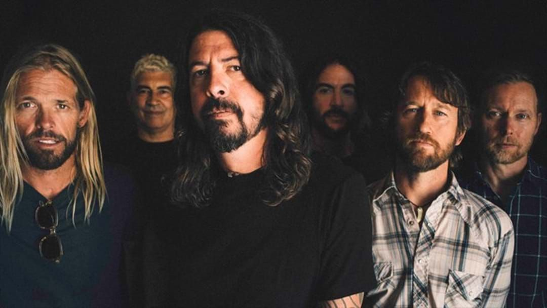 Article heading image for Foo Fighters Have Opened Their Vaults And Want You To Get Involved