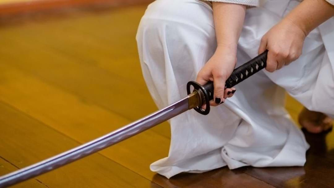 Article heading image for 47-Year-Old Man Charged After Attacking Brother With Samurai Sword