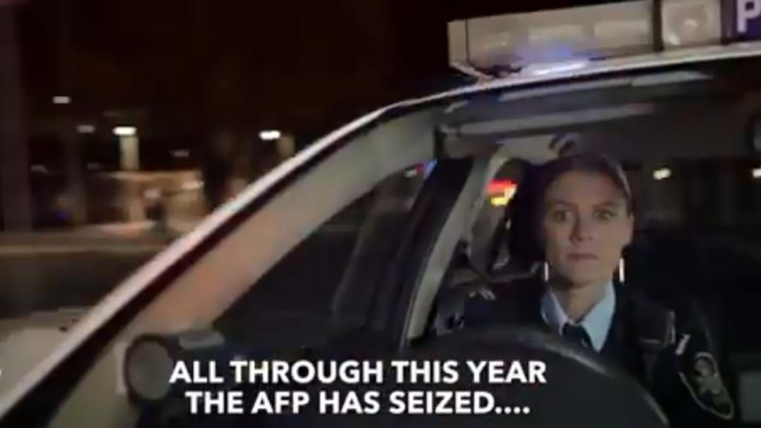 Article heading image for AFP Take The Absolute Piss Out Of Crims With New Christmas Song