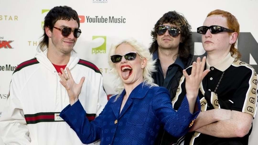 Article heading image for Amyl & The Sniffers Reveal Which Musicians Influenced Their New Album