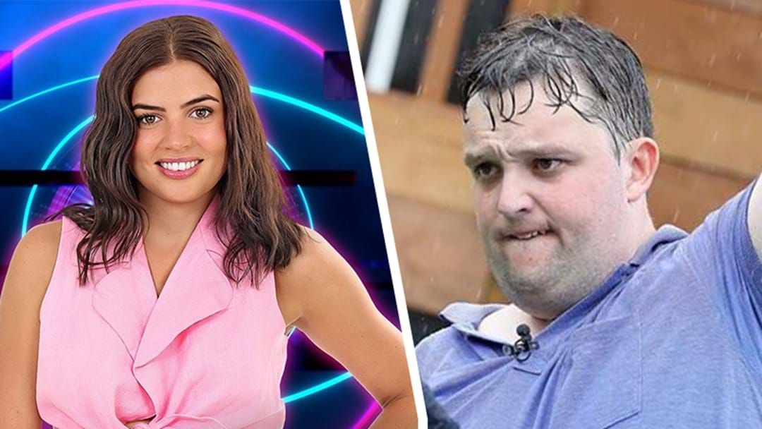 Article heading image for Big Brother Evictee Hannah Confirms She Was Kieran's First Hookup & Says It Was Sweaty AF