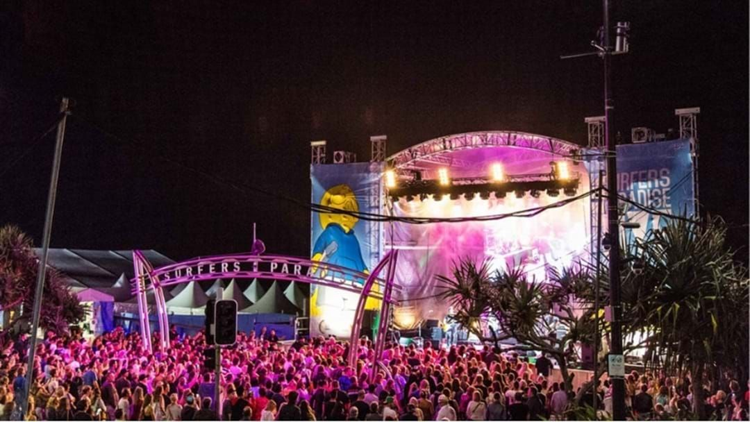 Article heading image for The Goldy's Favourite Beach Front Music Festival Is Almost Here!