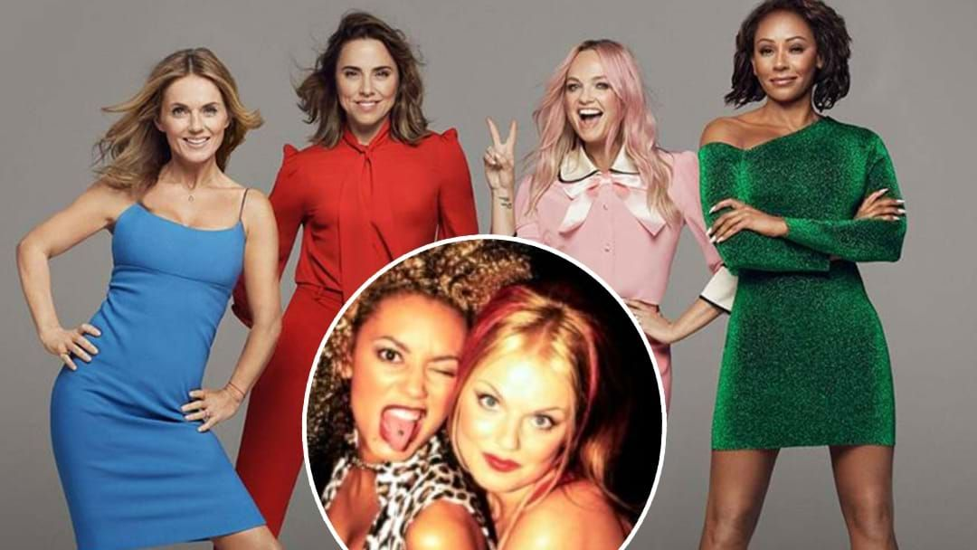 Article heading image for Mel B Reveals What Really Went Down In Bed With Geri