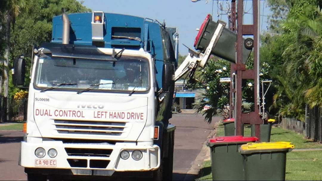 Article heading image for Vic Man Tipped From Charity Bin Into Rubbish Truck