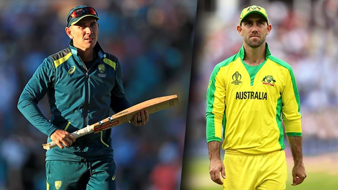 Article heading image for Justin Langer Addresses Glenn Maxwell Taking A Mental Health Related Break From Cricket