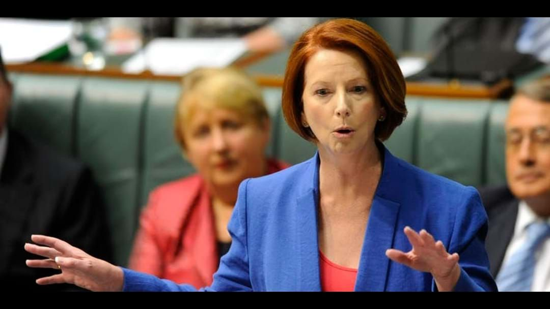 Article heading image for Julia Gillard Explains Why Global  Female Leaders Are Doing So Well During the Covid19 Crisis