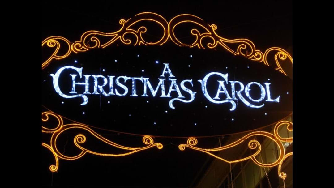 Article heading image for A Seussified Christmas Carol