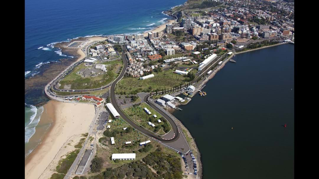 Article heading image for Supercars Safety Upgrades Continue In East End