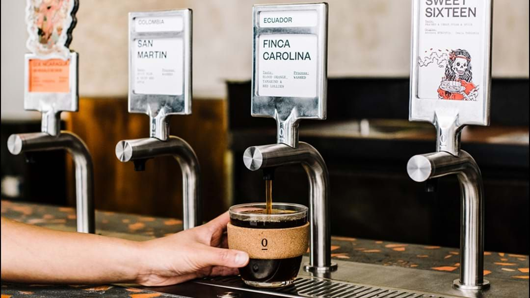 Article heading image for Stop Right Now, Self-Serve Coffee Now Exists On Tap