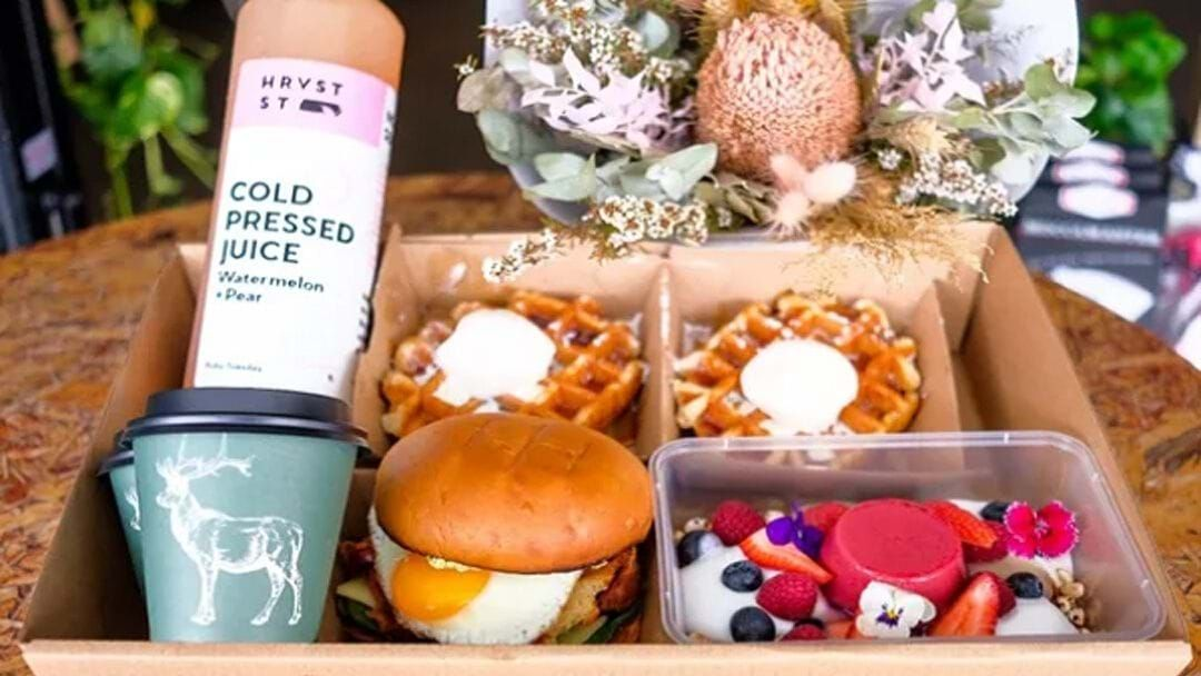 Article heading image for Elk Espresso Has Just Launched Adorable Mother's Day Brunch Boxes!