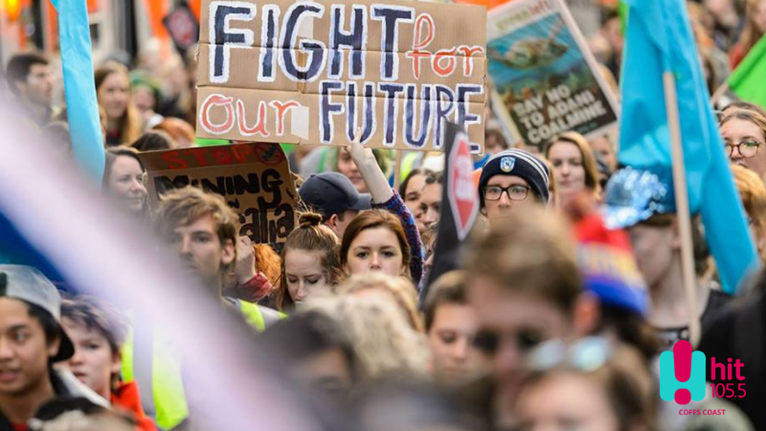 Article heading image for Climate Change Schools Strike in Coffs